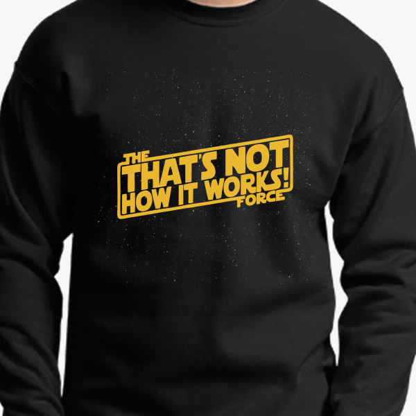 Buy works Crewneck Sweatshirt, 661751