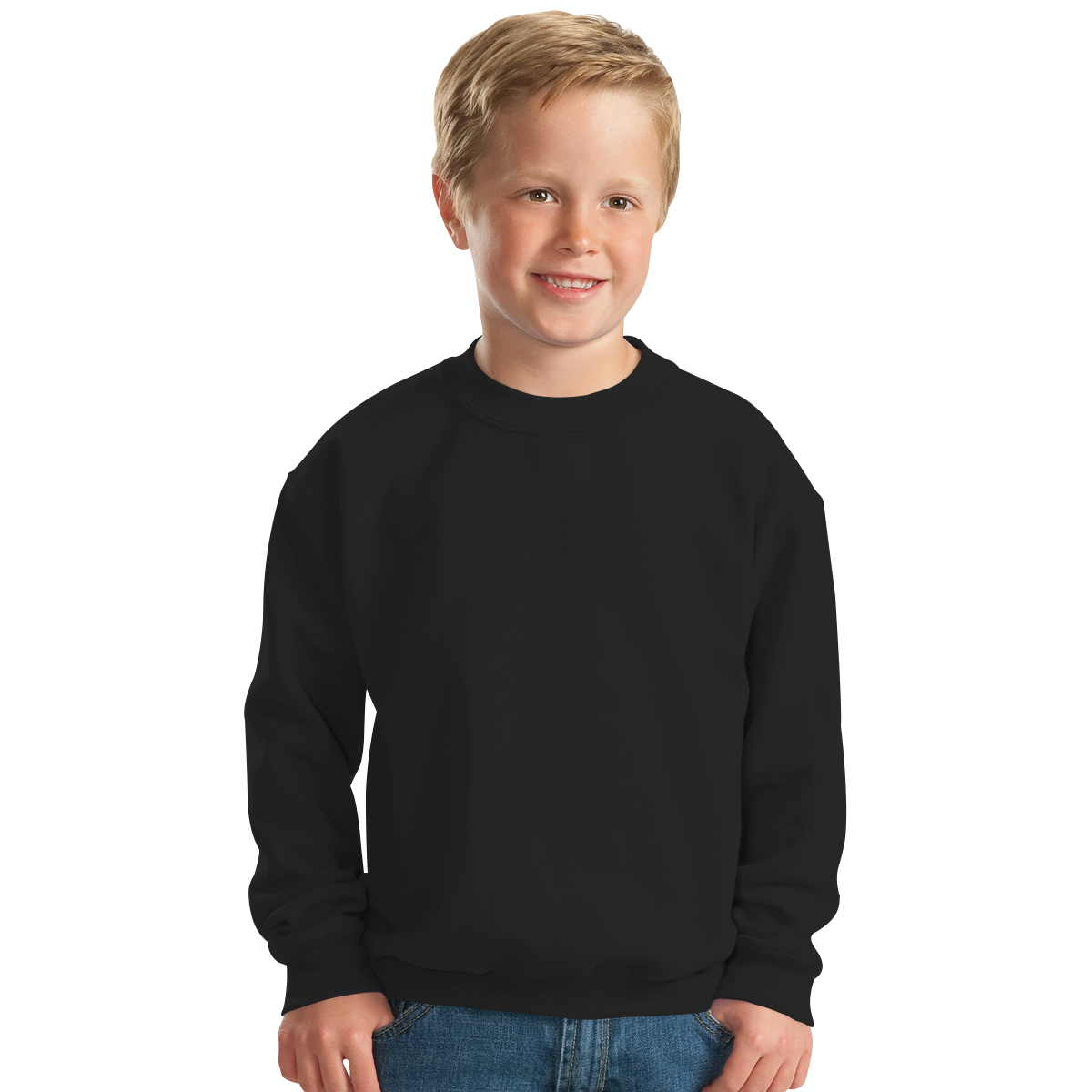 Kids Sweatshirt model