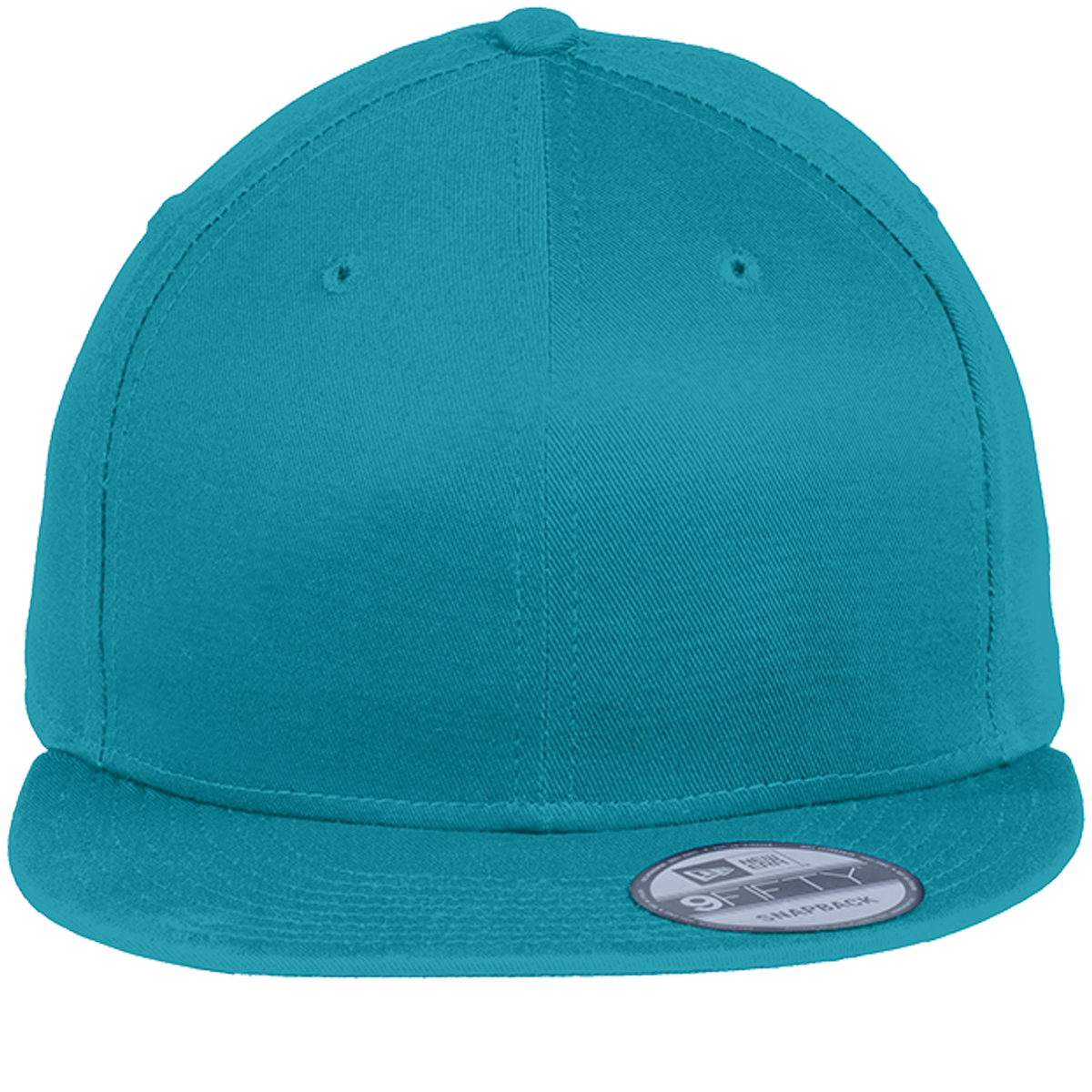 New Era Snapback Cap (Embroidered) - Embroidery front