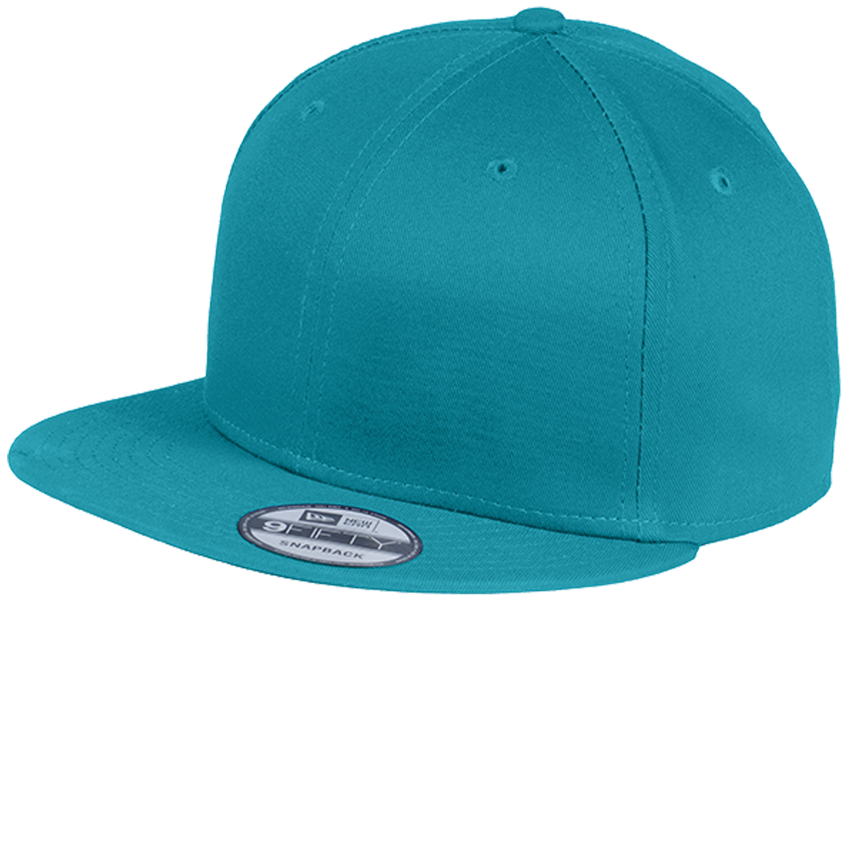 New Era Snapback Cap (Embroidered) - Embroidery side