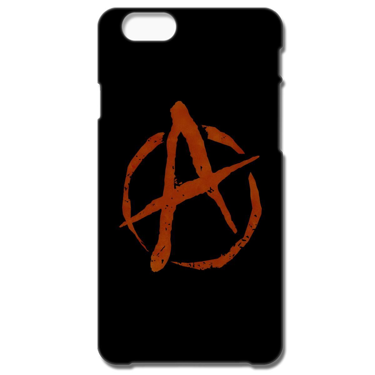 Anarchy Symbol Logo Iphone 66s Case Customon