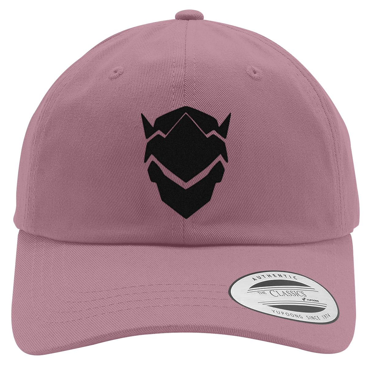 Genji Overwatch Cotton Twill Hat (Embroidered)  12f54f496775
