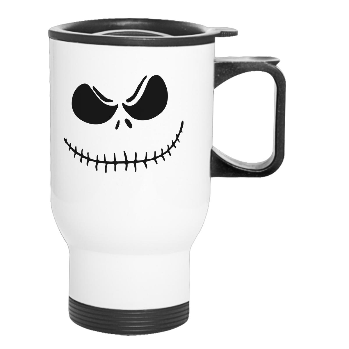 Nightmare Before Christmas Travel Mug | Customon.com