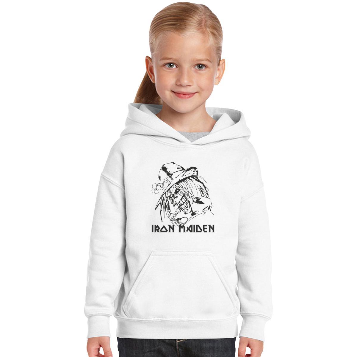 Iron Maiden Kids Hoodie | Customon.com