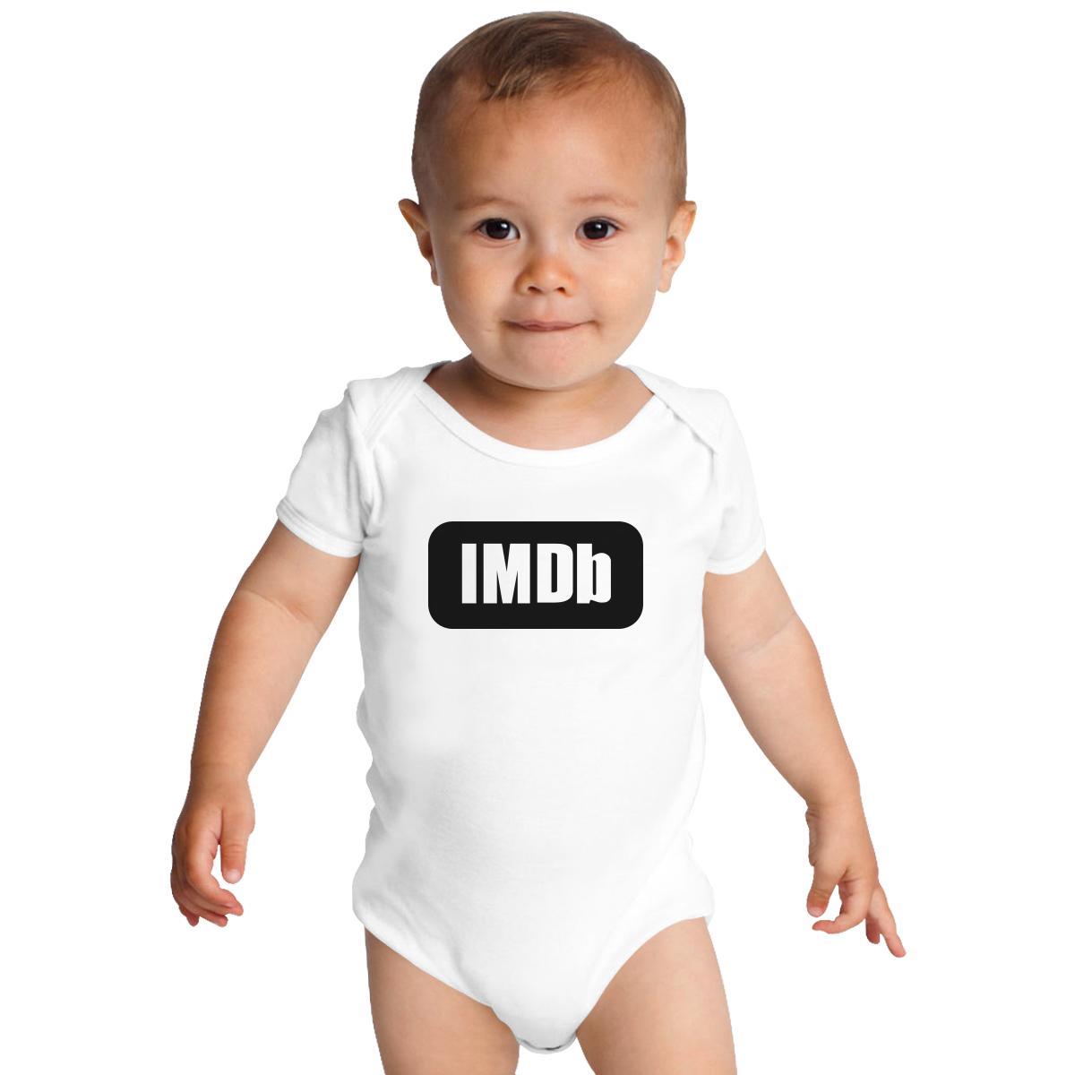 IMDb Logo Baby Onesies | Customon.com