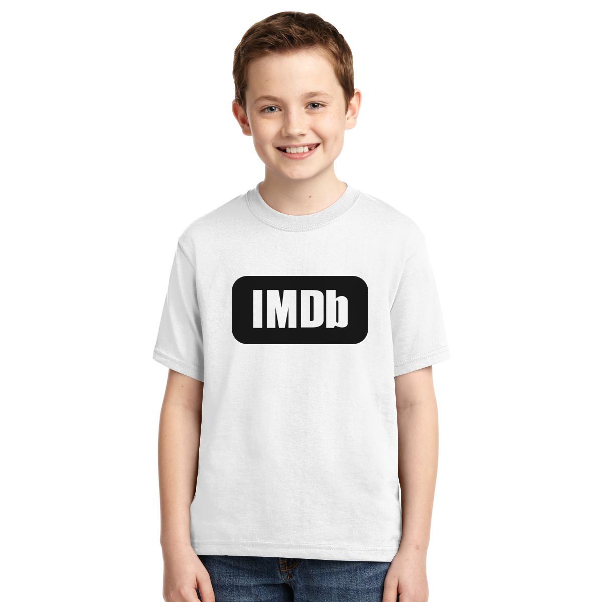 IMDb Logo Youth T-shirt | Customon.com
