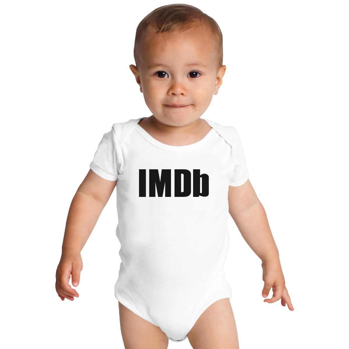 IMDb Logo Baby Onesies | Customon.com