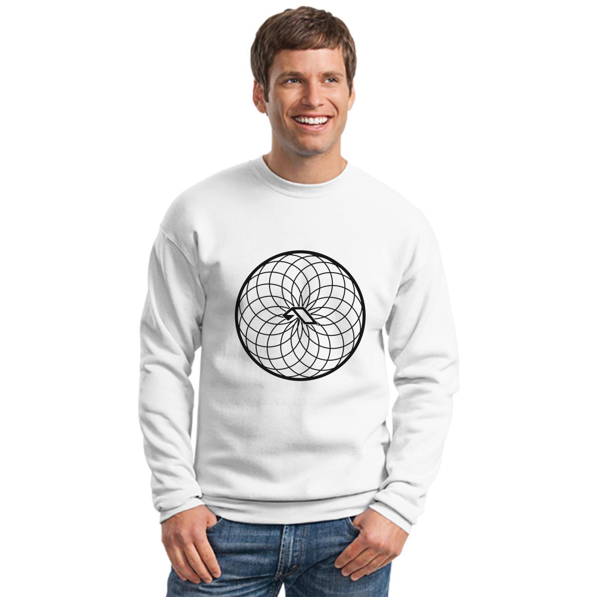 Anjuna Torus Sacred Geometry Crewneck Sweatshirt +more 14ab3b472