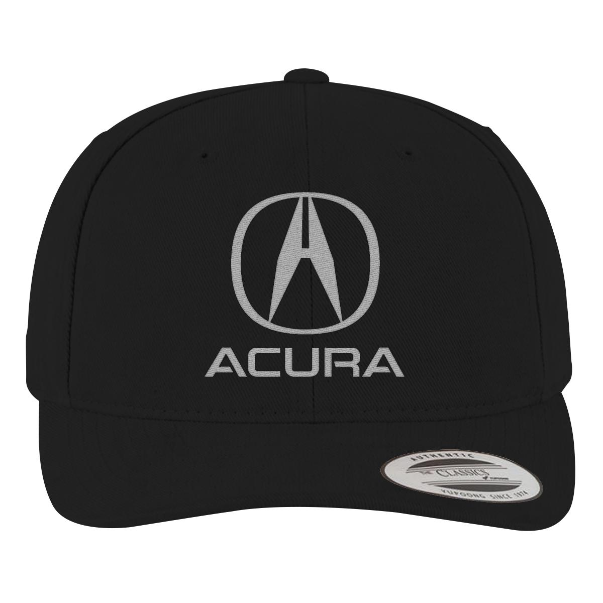 Acura Logo Brushed Cotton Twill Hat Embroidered Customoncom - Acura hat
