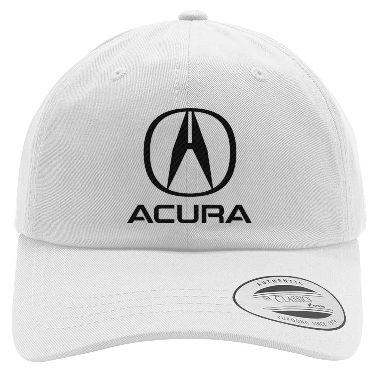 Acura Logo Cotton Twill Hat Embroidered Customoncom - Acura hat
