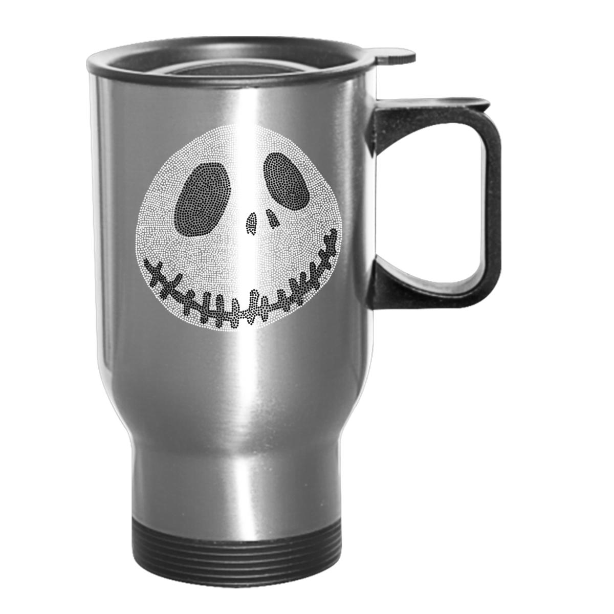 Jack Skellington The Nightmare Before Christmas Travel Mug ...