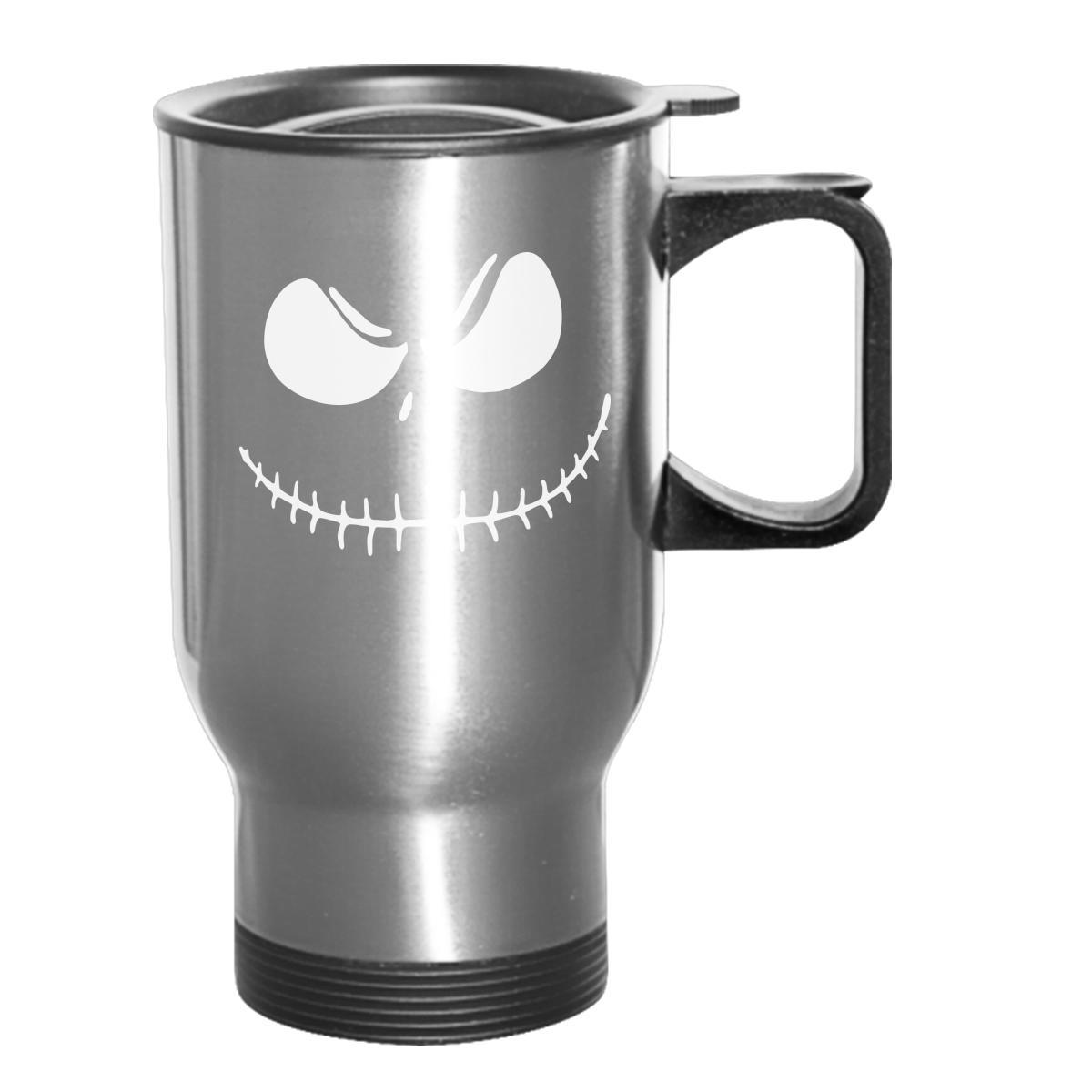 Jack Skellington The Nightmare Before Christmas Travel Mug ...