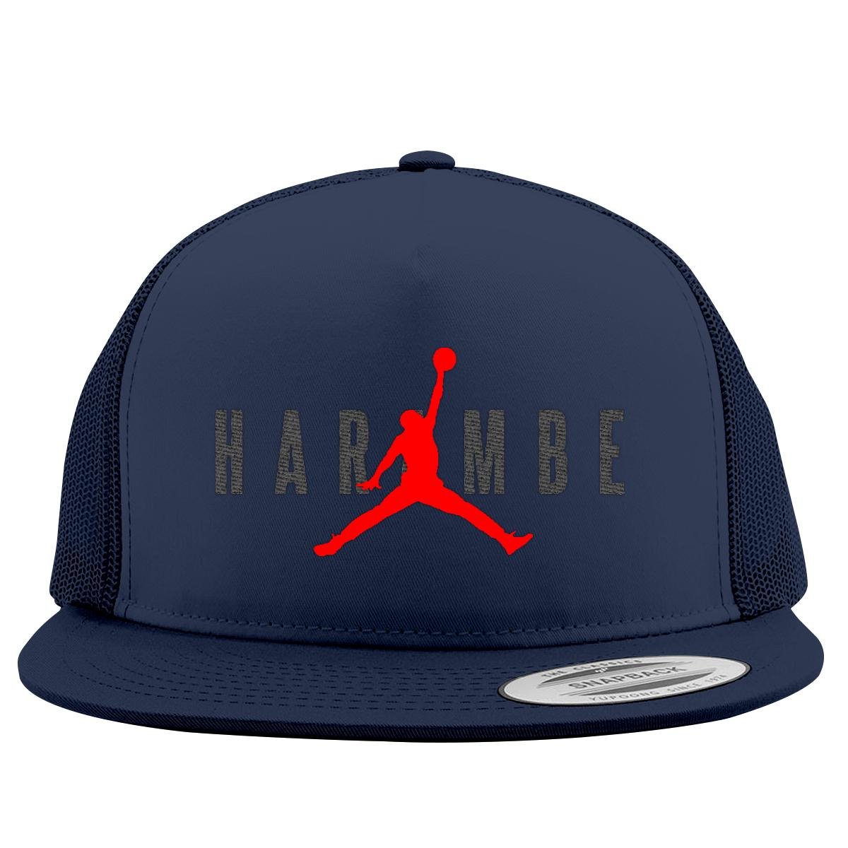 47413247e5a usa haramble x jordan trucker hat embroidered customon 24438 0ef04